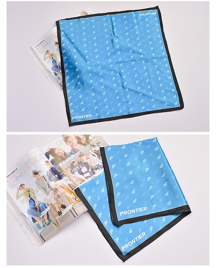 北京定制丝巾